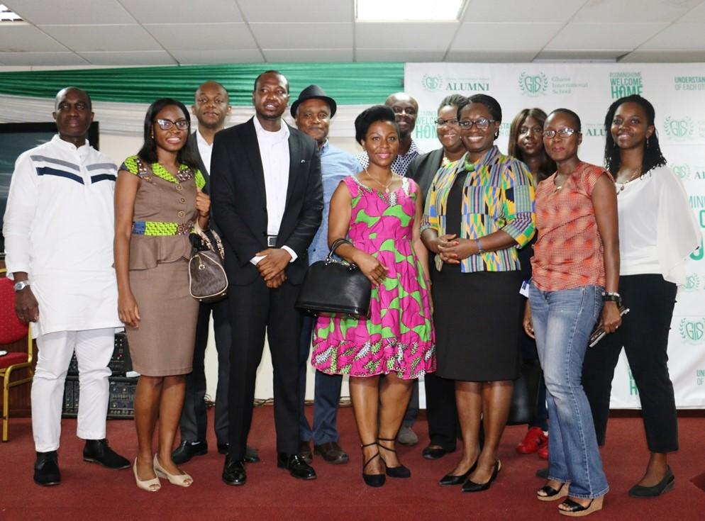 Ghana International School Alumni Association (GISA) welcomes Class of 2017.