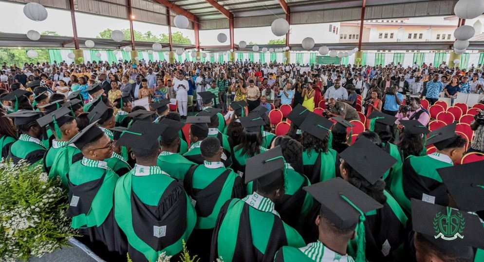 Ghana International School (GIS) celebrates students at the 2016-2017 Speech, Prize Giving and Graduation Day