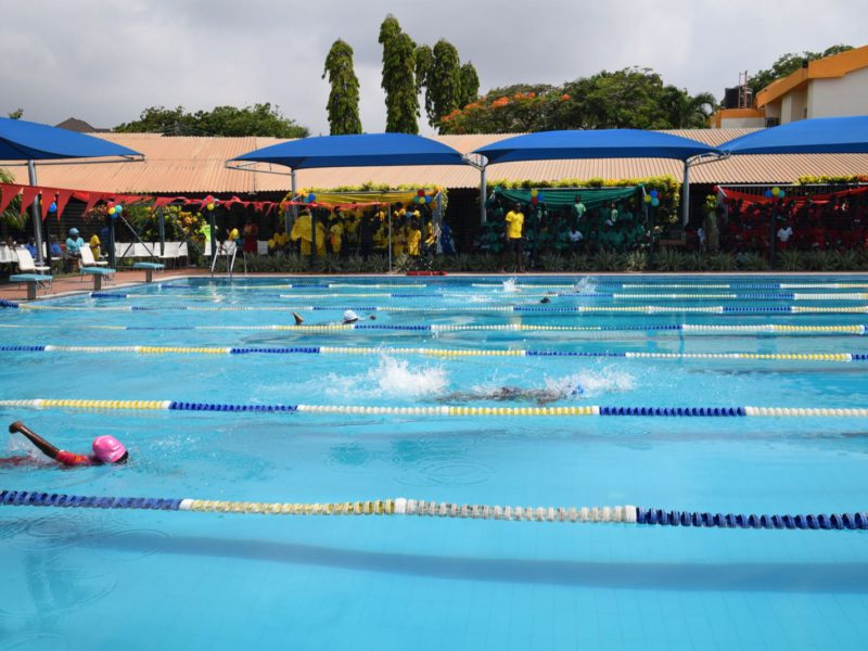 Inter-House Swimming 2016