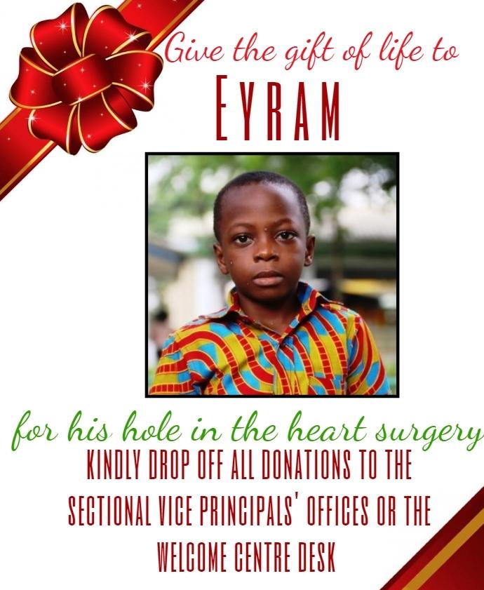 Ghana International School Appeal for Eyram Ekpe continues