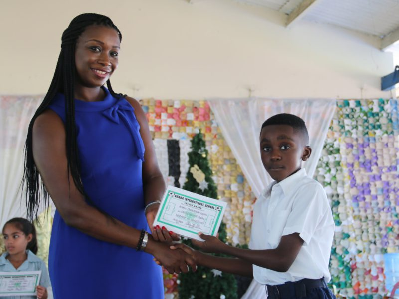 Junior School Achievement Awards Assembly