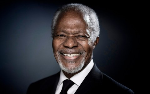 Fare Thee Well, Mr. Kofi Annan