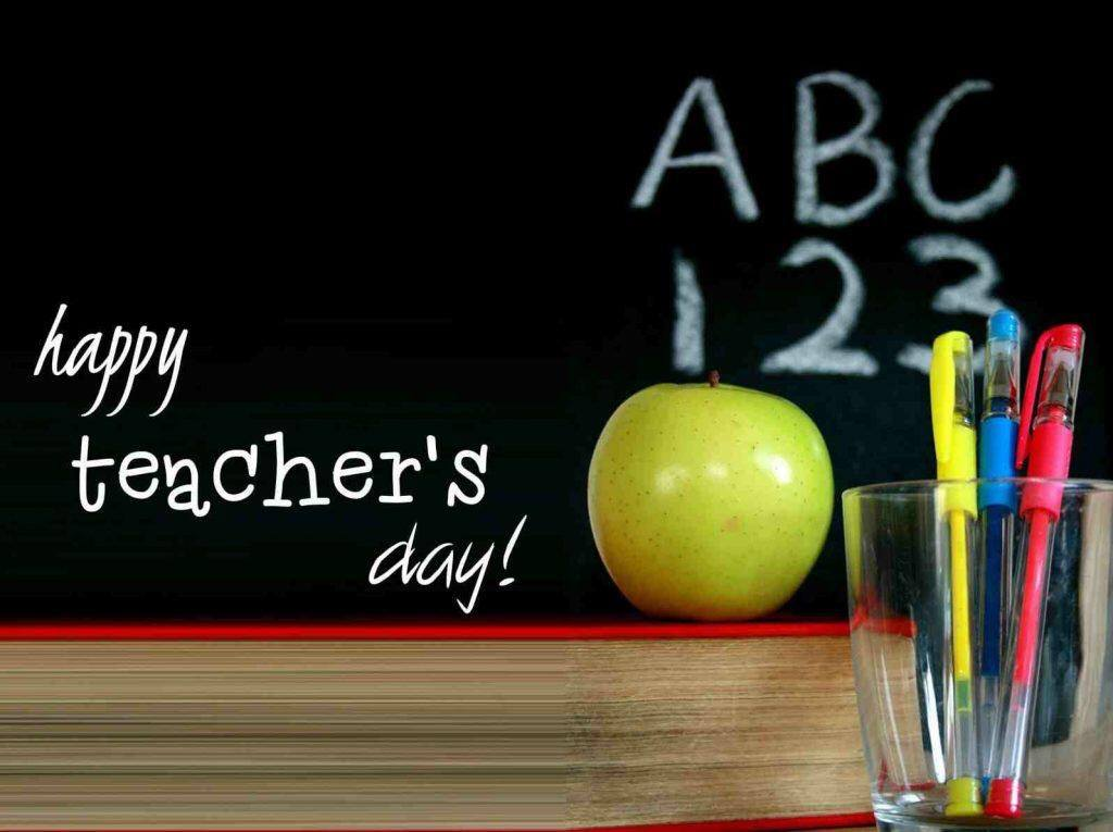Happy Teachers Day!