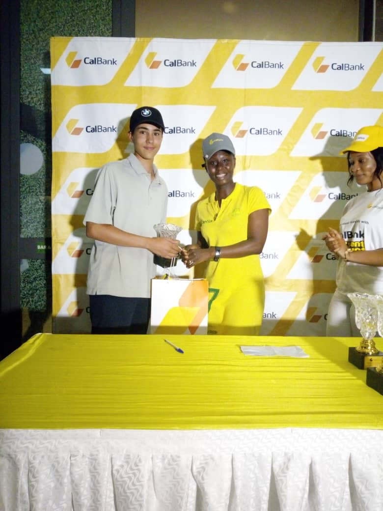 Form 3 Student wins Golf Tournament