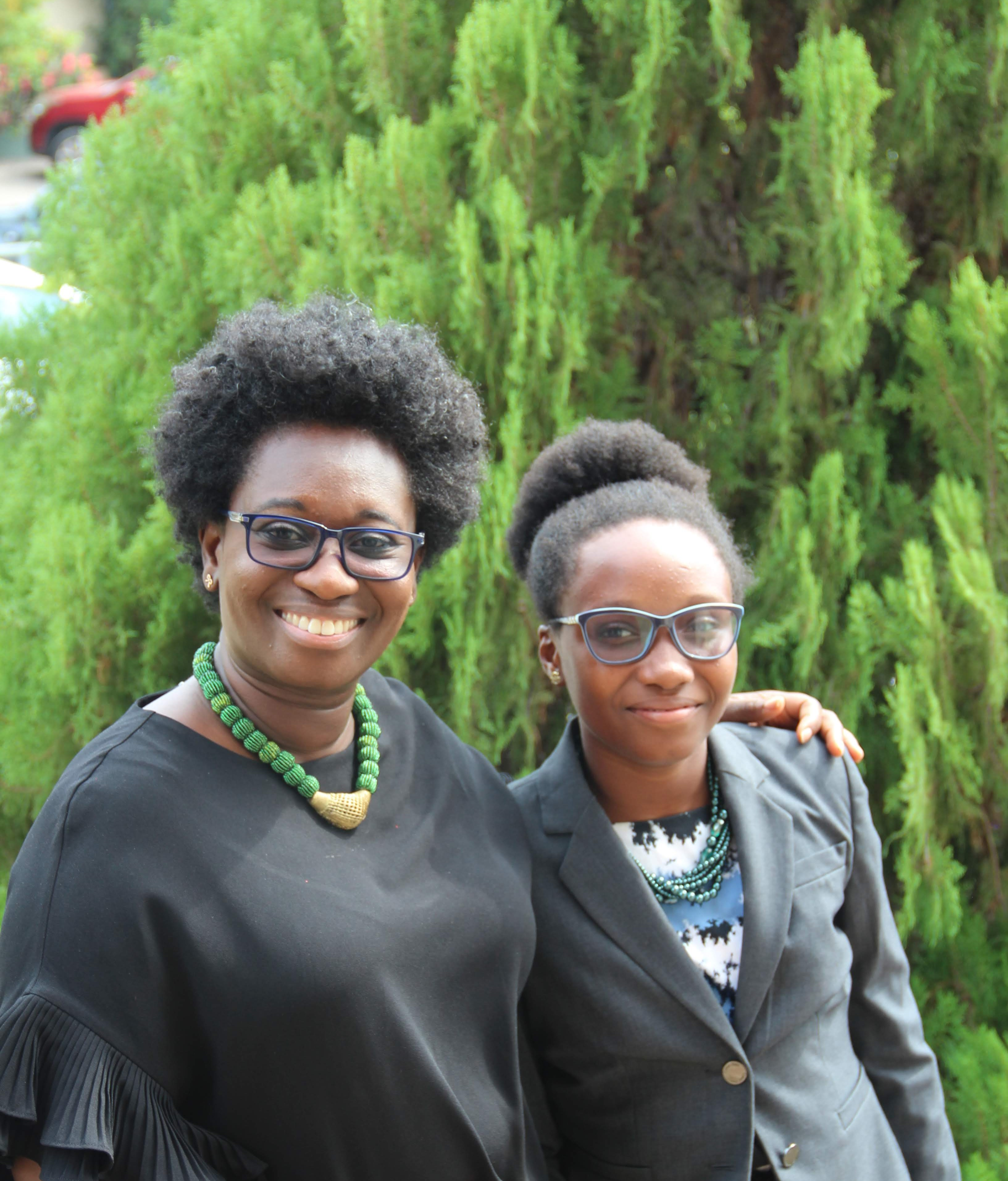 Charlotte Acquaye is Principal of GIS for a day