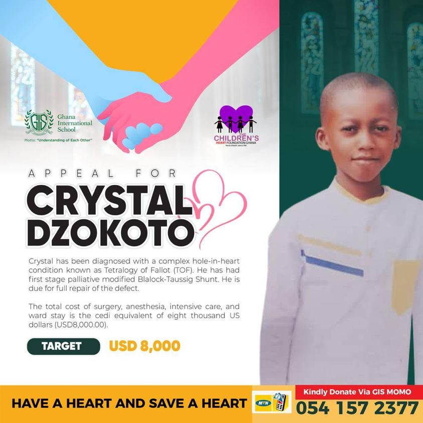 Give Chrystal the Gift of Life