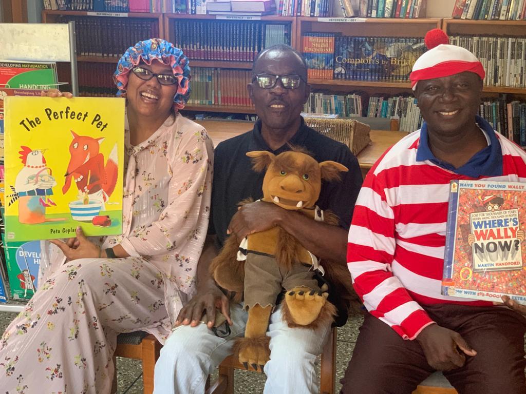 Celebrating World Book Day-2021